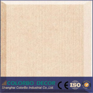 100% Polyester Fiber Material Acoustic Panel pictures & photos