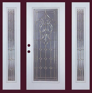 Panel Steel Door (AFOL-SA004)