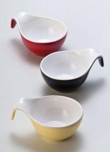 Melamine Duotone Sacue Dish/Condiment Dish (CC12137) pictures & photos