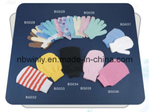 Nylon Bath Glove/Mitt pictures & photos