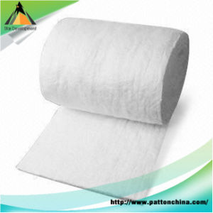 Fire Resistant Ceramic Fiber Blanket, Industrial Furnace Liner Ceramic Fiber Products