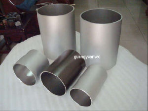 Aluminium Round Extruded Pipe pictures & photos