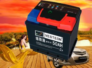 JIS 12V165ah High Capacity Maintenance Free Japan Standard Car Battery pictures & photos