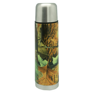 Stainless Steel Camouflage Vacuum Flask 500ml pictures & photos