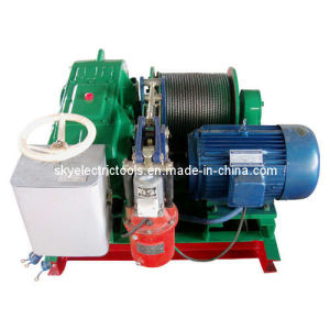 Electric Windlass (JK SERIES)