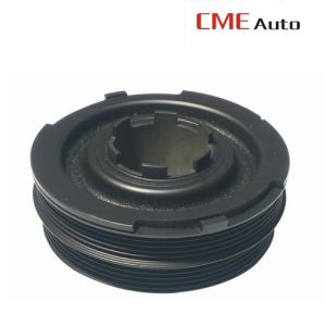 Crankshaft pulley(Harmonic balancer or damper pulley)for BMW, Land Rover FREELANDER