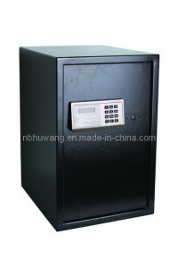 Safe with Electronic Motorized Locking System with LED Display pictures & photos