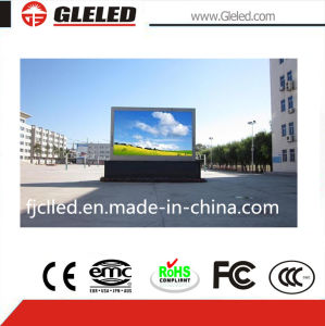 Esay Installhigh Definition P10 Outdoor Full Color Big Screen LED (P10) pictures & photos