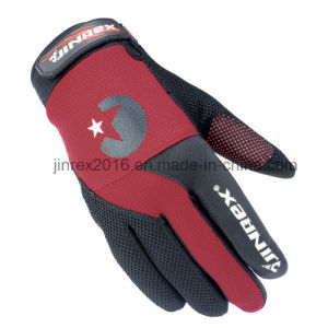 Cycling Full Finger Bike Sports Equipment Glove Gel Padding Sports Glove pictures & photos