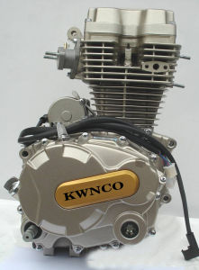 Motorcycle Engine (GW125-V4) pictures & photos