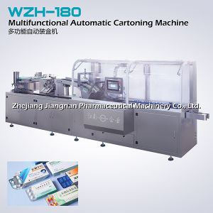 Multifunctional Automatic Cartoner Machine (WZH180) pictures & photos