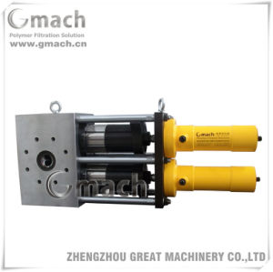 Double Piston Continuous Screen Changer for Plastic Extruder pictures & photos