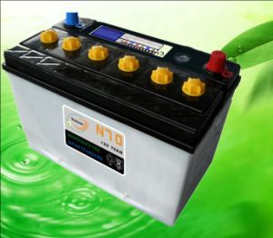 LiFePO4 12V 40ah Maintenance Free Starting Car Battery pictures & photos