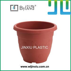 Round Decorative Plastic Bonsai