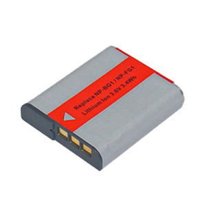 New 900mAh Rechargeable Replacement NP-BG1 Digital Camera Battery pictures & photos