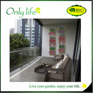 Onlylife Yard Decor Flower Pot Garden Vertical Planter pictures & photos