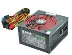 ATX Power Supply with Passive Pfc and 12cm Cooling Fan