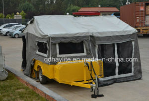 Camer Tent Travel off-Road Trailer pictures & photos