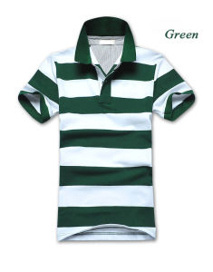 100% Cotton Single Jersey Free Sample Polo Shirt pictures & photos