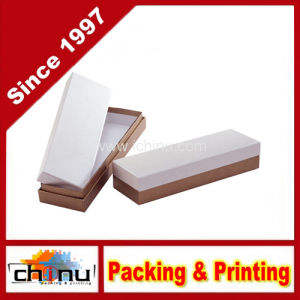 Wholesale Faux Suede Wrapped Paper Chocolate Packaging Box (1244) pictures & photos