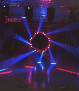 132W Twin Head Beam Moving Head Light for Stage/Nightclub/Disco/DJ Lighting pictures & photos