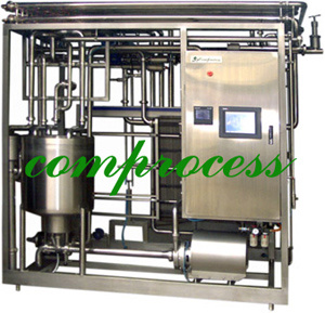 Plate Pasteurizer for Milk Juice
