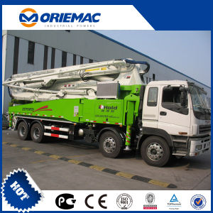 Liugong Hold 37m Truck Mounted Concrete Pump with Isuzu Chassis (HDL5270THB) pictures & photos