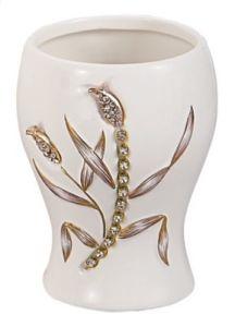 6PCS Tulip Ceramic Bathroom Set pictures & photos