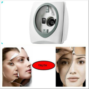 3D Portable Beauty Equipment LED Facial Skin Analyzer pictures & photos