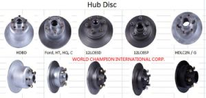 Camper Traier Hub Disc
