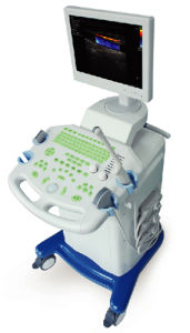 New Color Doppler Ultrasound Scanner with Convex pictures & photos