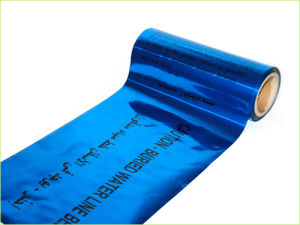 Aluminum Foil Underground Detectable Warning Tape with Low Price pictures & photos