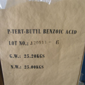 PARA Tertiary Butyl Benzoic Acid (PTBBA) (98-73-7) pictures & photos