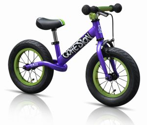12 Inches Purple Kid Balance Bike/Babay Stroller Bicycle (EN71 certification)