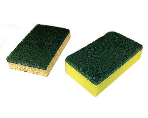 Small Cleaning Sponge Scs-04 pictures & photos