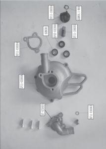 Kick Start 50CC Engine Parts1