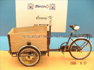 Rickshaw Pedal Trike/Tricycle (YS-PT-001)