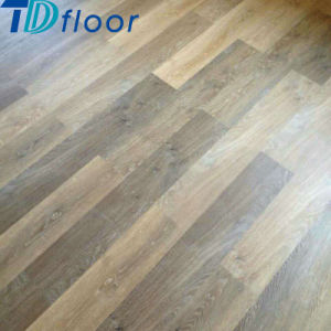 Cheap Price of Popular Commerical PVC Click System Vinyl Flooring pictures & photos