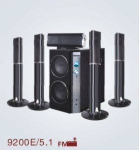 Ailiang 5.1 Home Theater Big Power Speaker (USBFM-9200E/5.1)