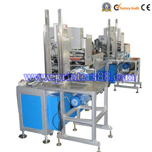 Foding Wooden Ruler Pad Printing Machine for Sale pictures & photos