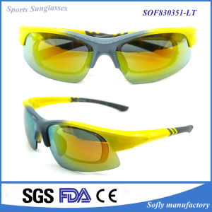 Sports UV Protective Polarized Eyewear for Running pictures & photos