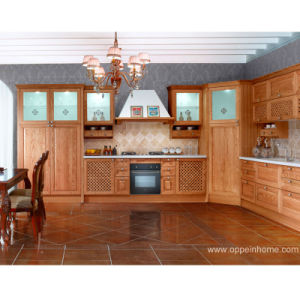 China ancient castle style kitchen cabinet op11 x146 for Castle kitchen cabinets