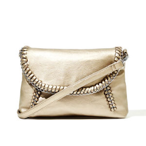 Looped Chain-Link Envelope Crossbody EL269 pictures & photos