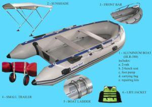 Inflatable Boat (HRL380)
