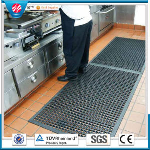 Anti-Fatigue Mat Big Ring Rubber Mats, Anti-Slip Kitchen Mats
