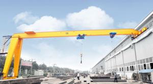 Semi-Goliath Crane pictures & photos