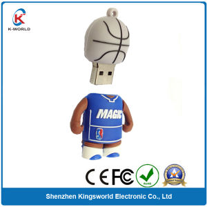 PVC Football USB Memory 4GB pictures & photos