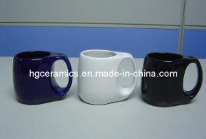 Special Casted Mug, 15oz Ceramic Mug, 15oz Coffee Mug pictures & photos