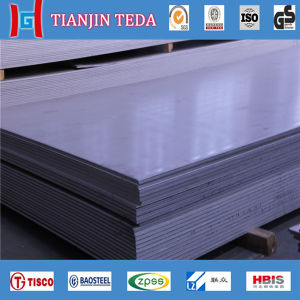 Tisco Cold Rolled AISI 430 2b/N4/Ba/8k Stainless Steel Sheet pictures & photos