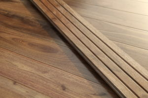 Natural Solid Wood Flooring Spotted Gum (1A)
